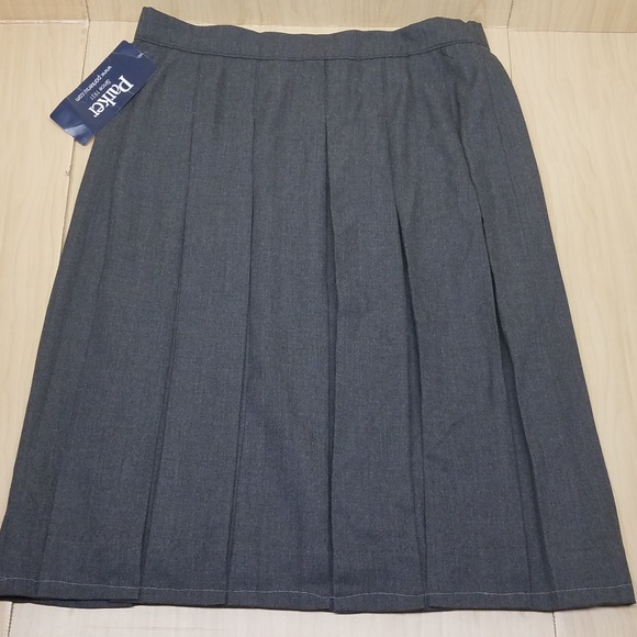 7542be3092 Parker Skirts | Dark Gray School Uniform Skirt Juniors 15 | Poshmark